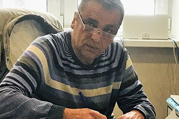 Сергей Чичекин